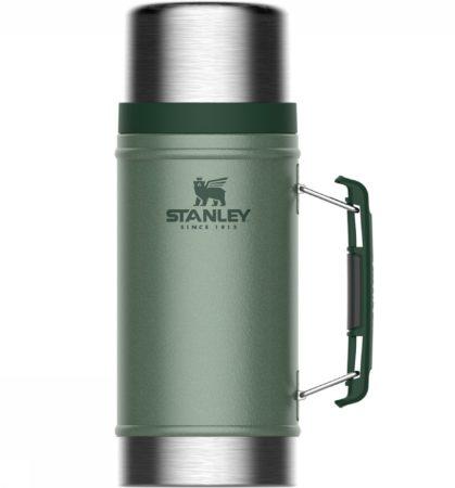 Afbeelding van Groene Stanley PMI Stanley The Legendary Classic Food Jar 0,94 - thermosfles - Hammertone Green