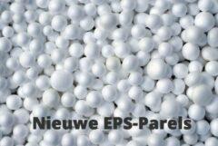 Witte 50 liter EPS Parels Rovul navulling zitzak /zitzakvulling