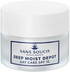 Sans Soucis Deep Moist Depot Day Care SPF 10 Dagcrème 50 ml