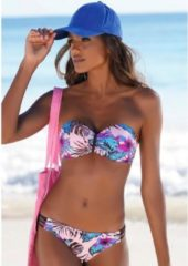 Roze Venice Beach bikinibroekje »Marly«