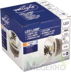 Velleman VELLIGHT Led-Lamp Ar4111 - Cob - 15 W - 5500 K