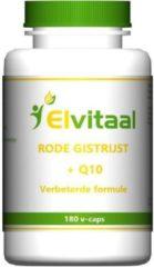 Elvitaal Rode gistrijst + Q10 180 Capsules