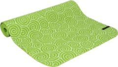 Rucanor Printed Yoga Mat - Groen One - 173 x 0.6 cm