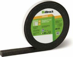 Illbruck TP605 Cocoband met Komo Keur - voegenband 15/3 mm - zwart - rol a 10 meter