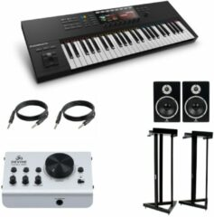Native Instruments Kontrol S49 MK2 studio set start