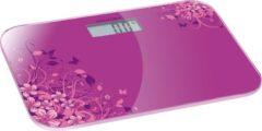Lanaform Elektronische Weegschaal Roze