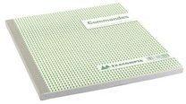 Doorschrijfboek bestelbon Manifold Exacompta zelfkopiërend 21 x 18 cm 50 pagina's twee exemplaren
