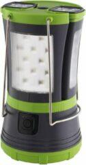 Eurotrail Campinglamp Multi Light Oplaadbaar - 500L - Antraciet/Groen