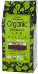 Radico Organic plantaardige haarkleuring 100 g, mahonie 100 g