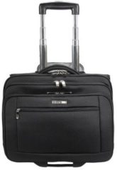 Bussiness & Travel Business-Trolley 42 cm Laptopfach D&N schwarz