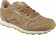 Beige Lage Sneakers Reebok Classic CLASSIC LEATHER
