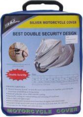 Scooterhoes Edge universeel - zilver