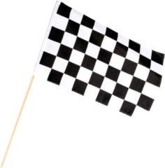 Partywinkel Zwaaivlag Racing 30x45 60cm
