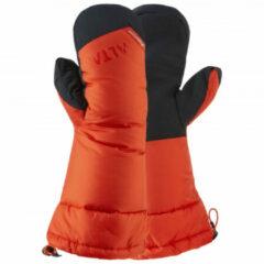 Montane - Alpine 850 Down Mitt - Handschoenen maat L, rood/zwart