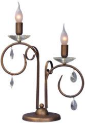 Masterlight Tafellamp Roma Masterlight 4555-21