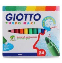 Pennarelli Turbo Maxi Giotto - assortiti - conf. 24