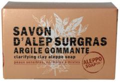 Aleppo Soap Co Aleppo zeep met klei in doosje 150 Gram