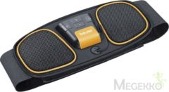 Zwarte Beurer EM32 - Buikspiertrainer elektrisch - EMS - 2 elektroden