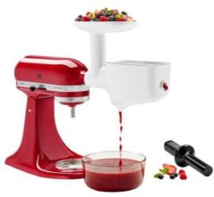 Witte KitchenAid Fruit- en groentezeef 5KSMFVSP