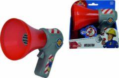 Rode Simba-Dickie Brandweerman Sam Megafoon