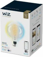 WiZ Giant Filament - Slimme LED-Verlichting - Warm- tot Koelwit Licht - E27 - 40 W - Transparant - Wi-Fi