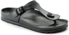Birkenstock Gizeh EVA Normaal Dames Slippers - Metallic - Maat 40