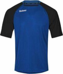 Beltona Sports Beltona Shirt Crystal- kleur -Blauw Zwart- maat -4XL