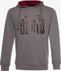 Unsigned heren sweater - Grijs - Maat S