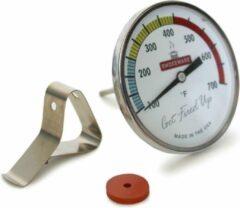 Smokeware Thermometer - Wit - Multikleur - Temperatuurmeter - Waterdicht - Barbecue thermometer - Barbecue temperatuurmeter - Geschikt voor Big groen Egg