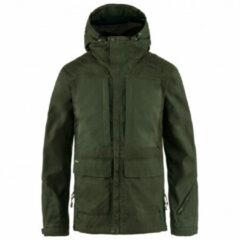 Fjällräven - Lappland Hybrid Jacket - Vrijetijdsjack maat L, bruin/olijfgroen