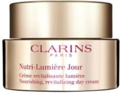 Clarins Nutri-Lumiere Revitaliserende Verhelderende Dagcreme 50 ml