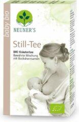 Neuner's - BIO - Biologische borstvoeding thee, kruidenthee, borstvoedingsthee - 1 doosje x 20 zakjes = 40 gram - goed voor 10 liter kruidenthee, anijsthee, fenegriekthee