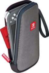 Bigben Officiële Beschermhoes Case Slim - Nintendo Switch Lite - Grijs