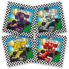 Partywinkel Servetten Formule 1 33x33 cm 20 stuks (65092)