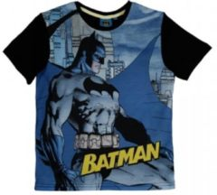 Zwarte Batman T-shirt DC Batman Baby T-shirt Maat 116