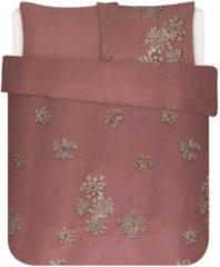 Roze Essenza Lauren - Dekbedovertrek - Lits-jumeaux - 240x200/220 cm + 2 kussenslopen 60x70 cm - Dusty Rose