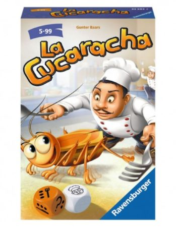 Afbeelding van Ravensburger Spel La Cucaracha Pocket