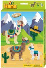 Strijkkralen Hama Alpacas 2000 Delig (2673443)