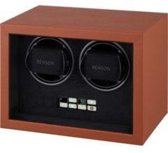 Benson Compact 2.18 Light Brown Leather
