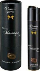 Plaisirs Secrets - Massage Olie - Chocolade