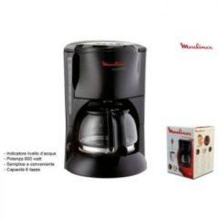 MOULINEX FG1528 MACCHINA PER CAFFA' AMERICANO 600W 6 TAZZE COLORE NERO