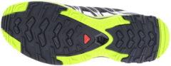 Salomon XA Pro 3D GTX Black Lime groen White Sneakers lage-sneakers