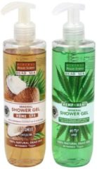 MINERAL Beauty System MBS Duschgel Duo Coconut & Hanf 2 x 300 ml