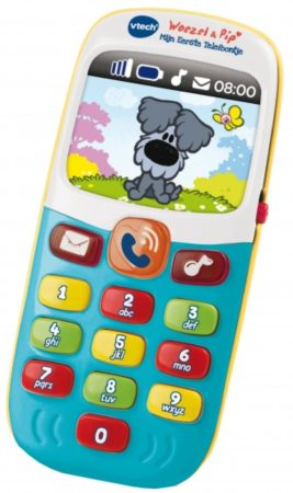 Afbeelding van Vtech Baby Woezel & Pip - Mijn Eerste Telefoontje (4058182)