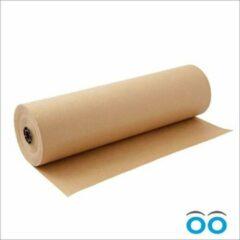 Bruine Kadoonline etiketten Kraft inpakpapier 50 cm