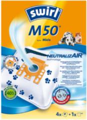 Melitta Haushaltsprod M 50 NeutralizairVE4 - Staubbeutel für Miele M 50 NeutralizairVE4, Aktionspreis