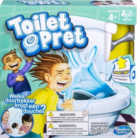 Afbeelding van Hasbro Kinderspel Toilet Pret - Vanaf 4 jaar