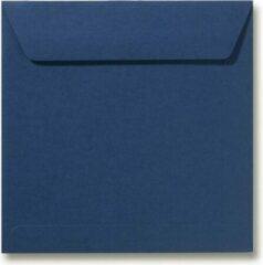 Enveloppenwinkel Envelop 17 x 17 Donkerblauw, 25 stuks