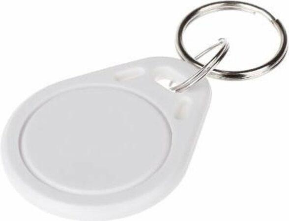 Afbeelding van WL4 RFID tags wit met key ring (10 stuks)