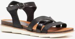 Nova dames sandalen - Zwart - Maat 39